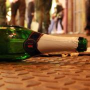 Alkohol spielte auch in Burgau bei Problemen mit Faschingsbesuchern eine Rolle.