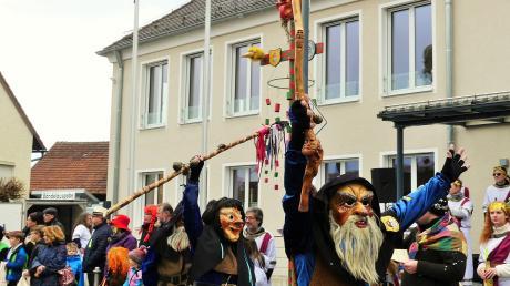 An Fasching hat die Polizei normalerweise viel zu tun. In Altenstadt hatten die Beamten heuer aber nur wenige Einsätze.