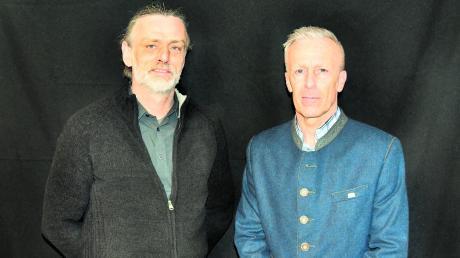 Osterberg hat einen neuen ehrenamtlichen Bürgermeister. Martin Werner (links) konnte sich gegen seinen Mitbewerber Wolfgang Berrens durchsetzen und die Wahl gewinnen. Lange sah es nach einem Kopf-an-Kopf-Rennen zwischen den beiden aus.