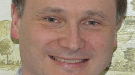 Markus Koneberg ist der zukünftige Bürgermeister von Kettershausen. Er war der einzige Kandidat.