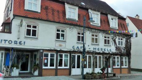 Das Café Merkle in Altenstadt wird sich in den kommenden Monaten wandeln. Ein umfangreicher Umbau steht an, kündigt die Betreiberin an.