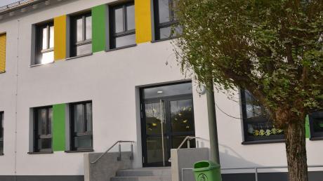 Die Lindenschule in Bellenberg wurde saniert.