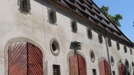 Es gibt Überlegungen, den Fuggerschen Zehentstadel zu sanieren und in ein Kulturzentrum zu wandeln.