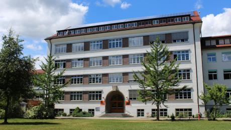 Das Kolleg der Schulbrüder Illertissen ist sanierungsbedürftig. Der Brüderbau wurde von 1923 bis 1930 errichtet, vor allem die Eingangspforte hat einen großen historischen Wert.