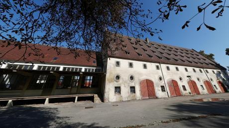 Der Zehentstadel auf dem Schlossareal in Babenhausen könnte saniert und anschließend als Kultur- und Veranstaltungszentrum genutzt werden.