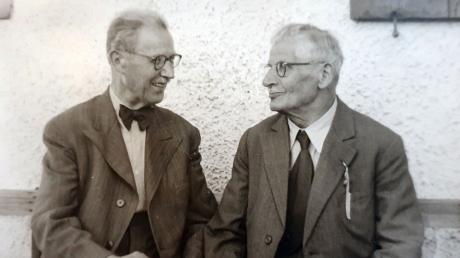 Die Brüder Georg Daiber und Andreas Daiber haben um die Jahrhundertwende Karriere als Frisör gemacht – und dabei auch Monarchen und anderen Promis die Haare geschnitten.