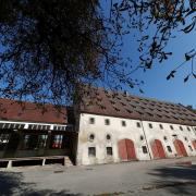 Diese Immobilie polarisiert: der Zehentstadel auf dem Babenhauser Schlossareal.