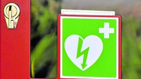 In Oberroth wurden Defibrillatoren angeschafft, die nicht einsetzbar sind. Jetzt gibt es Ersatz.