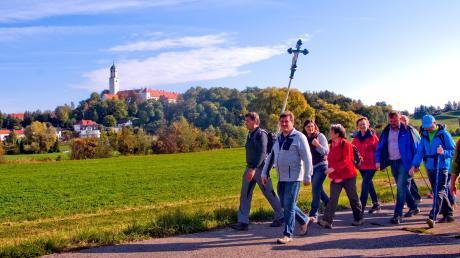 Eine Pilgerwanderung ab Babenhausen ist geplant.