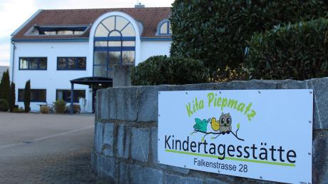 Noch ziemlich neu ist in Vöhringen auch die Kindertagesstätte Piepmatz. Während der Bauarbeiten im Kindergarten Nord soll hier eine Gruppe unterkommen.