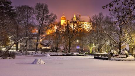 Das Vöhlinschloss und seinen Schlossberg nimmt die Stadt Illertissen dieses Jahr besonders in den Blick. Weitere Bereiche in der Innenstadt sollen eine neue Planung erhalten.