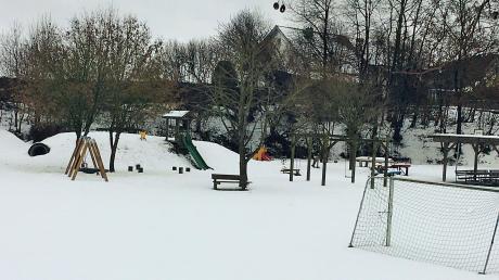 Der Osterberger Abenteuerspielplatz ist in die Jahre gekommen. Der Gemeinderat will die Instandsetzung und Umgestaltung in Angriff nehmen.
