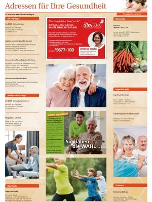 Top-Adressen für Ihre Gesundheit