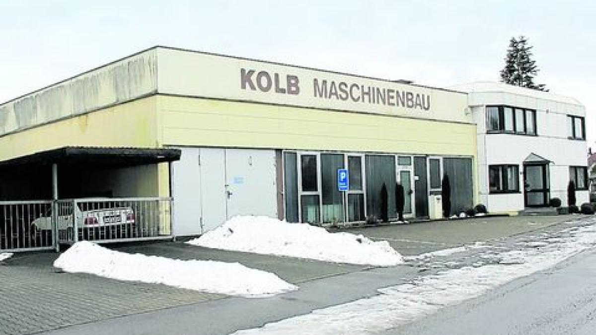 Investor Bernimmt Maschinenbau Kolb Nachrichten