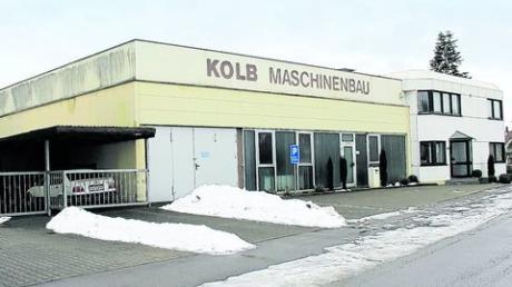 Das Dietenheimer Unternehmen Kolb hat sieben Wochen nach dem Insolvenzantrag einen neuen Besitzer. Foto: ch