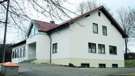 Die Vorbereitungen für die Erweiterung des Oberrother Vereinsheims laufen derzeit auf Hochtouren. Foto: clb