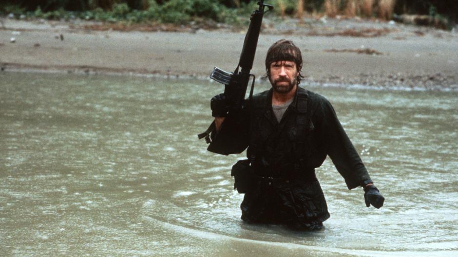 Chuck Norris Sprüche Chuck Norris Feiert Seinen 75
