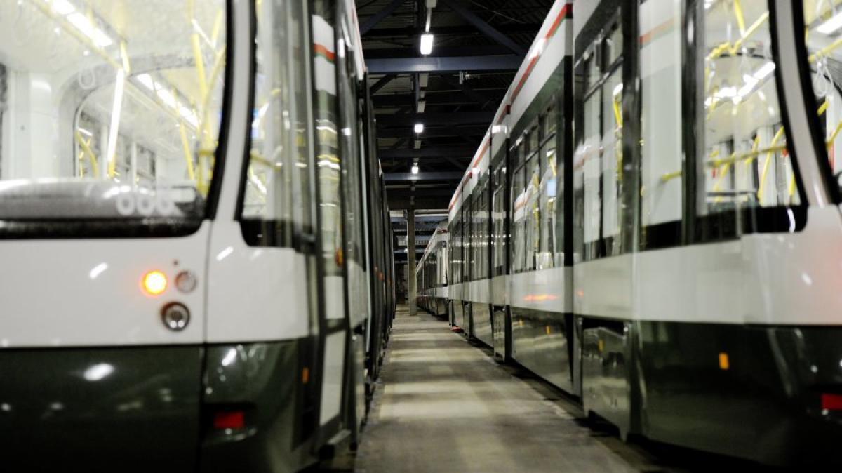 Augsburg Bervolle Trams Auf Uni Linie Mehr Geht Nicht