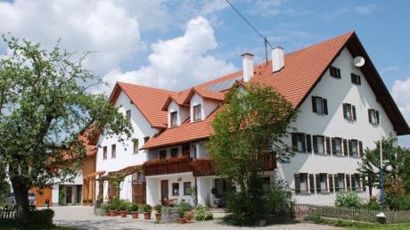 Der Wengerhof in Mittelneufnach (Archivfoto)