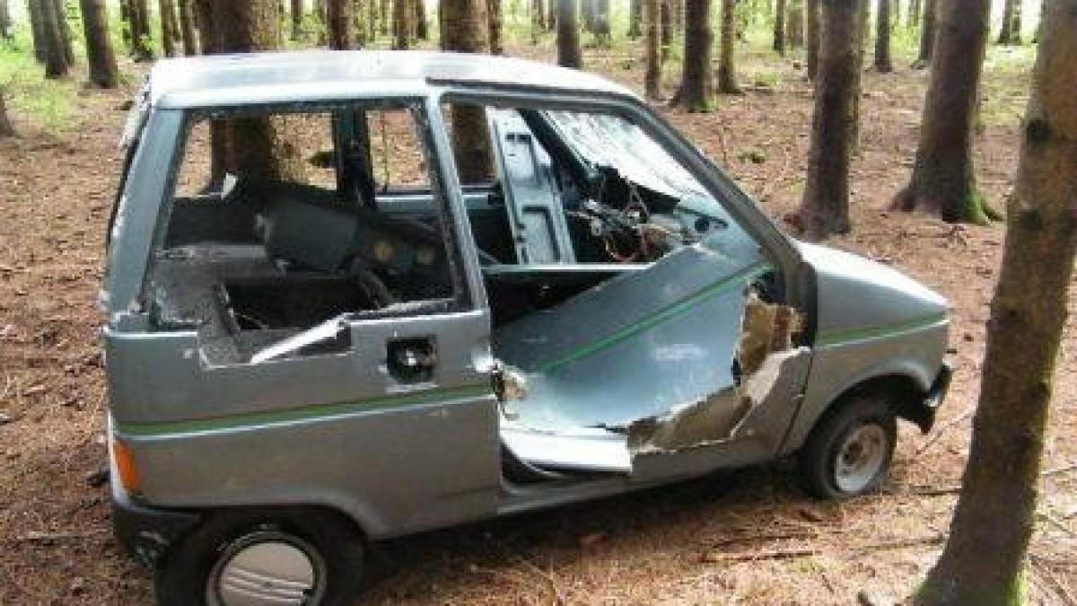 Schrott Auto