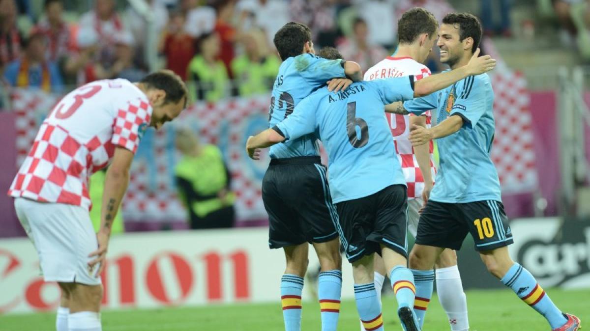 Em 2012 Viertelfinale