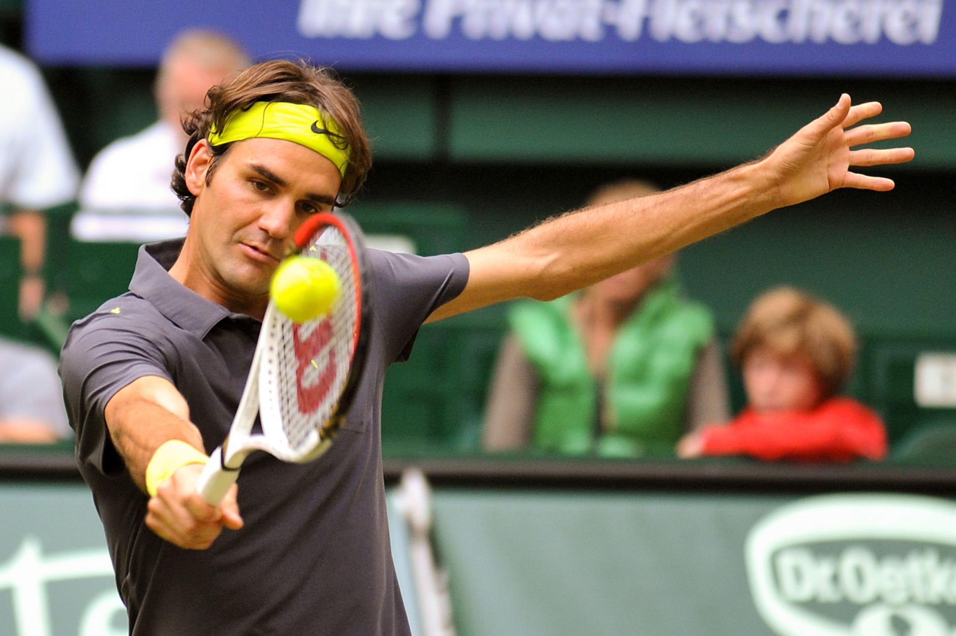 Roger Federer verdient zehn Millionen Dollar in einer