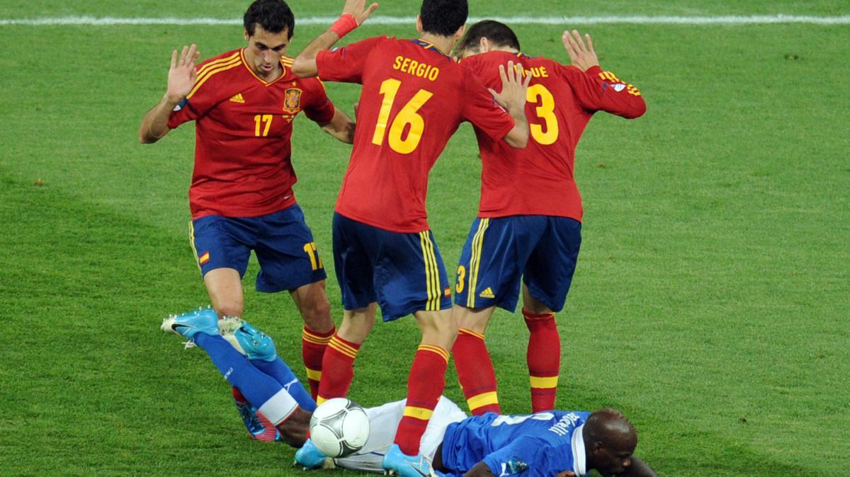 Spanien Italien Internationale Pressestimmen
