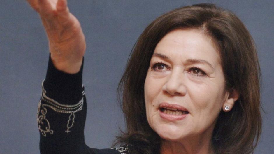 Schauspielerin Hannelore Elsner Feiert Heute Ihren 75 Geburtstag