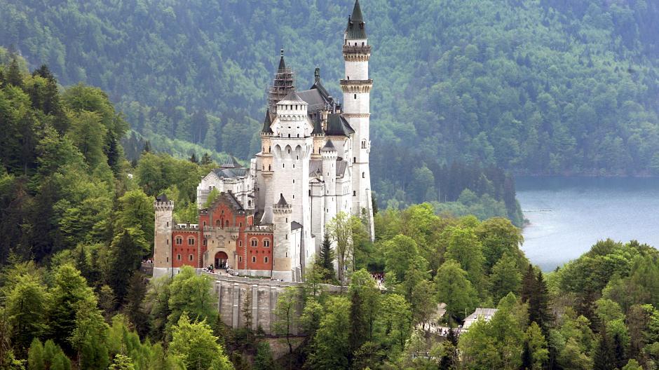 Ostallgau Bayern Erneuert Schloss Neuschwanstein Fur 20 Millionen Euro Augsburger Allgemeine