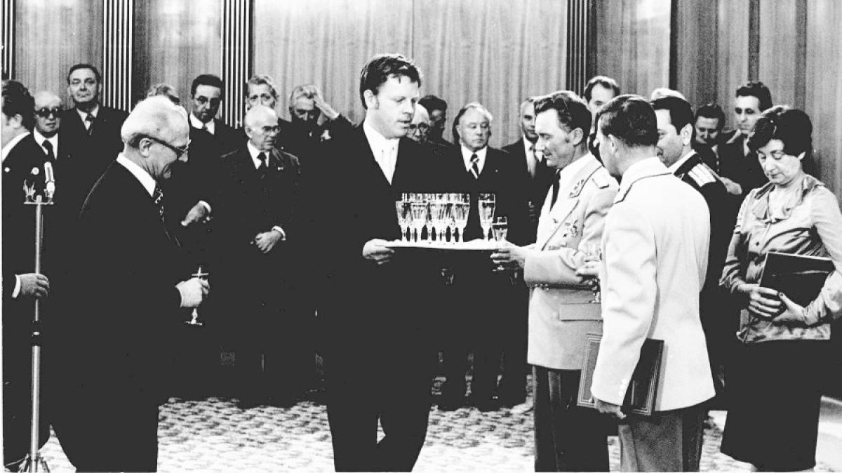 Biografie Erich Honecker Zeigte Nie Gef Hle Politik
