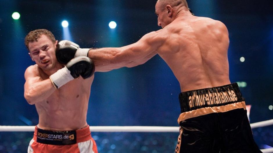 Boxen Arthur Abraham Ist Zurück Sieg über Stieglitz Sport News