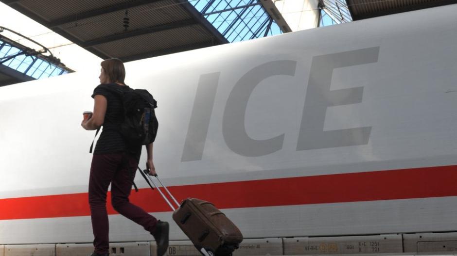 Fernverkehr Bahn Stellt Frühe Ice Verbindung Nürnberg