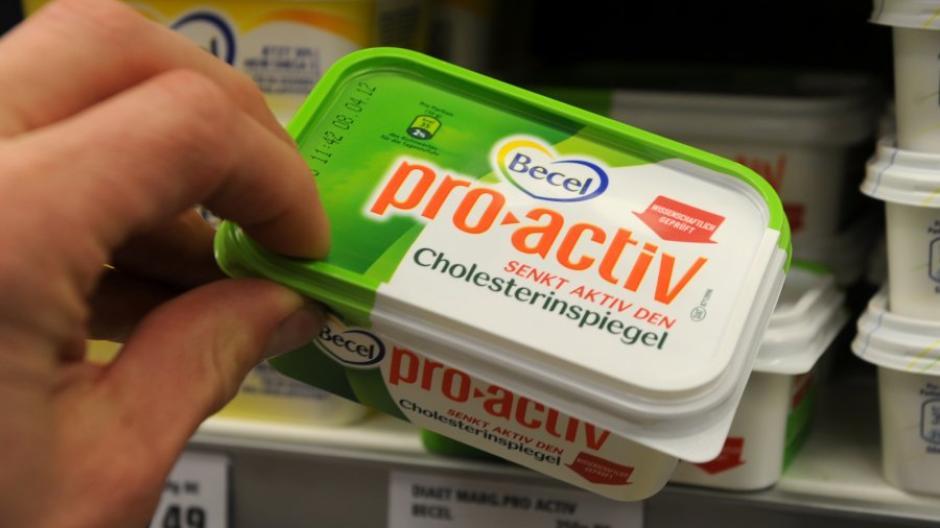 Medizin Aufs Brot Cholesterinsenkende Margarine Und Co Firlefanz