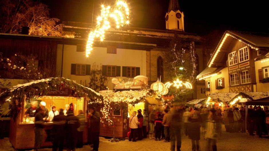 Bad Hindelang Weihnachtsmarkt.Bad Hindelang Erlebnis Weihnachtsmarkt In Bad Hindelang