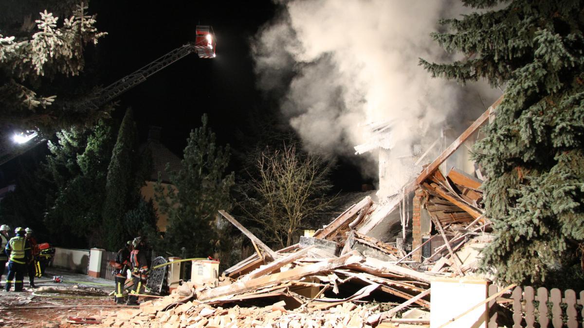 Nachrichten Ingolstadt Explosion