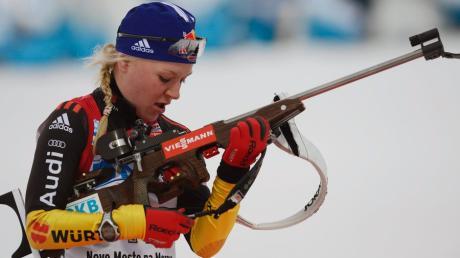 Biathlon-WM, Nove Mesto, Miriam Gössner