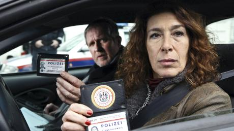 Moritz Eisner und Kollegin Bibi Fellner ermitteln wieder am Sonntag im ARD-Tatort. Archivvbild