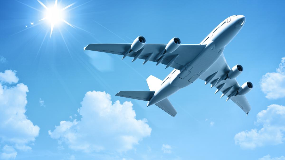 Bekanntschaft im flugzeug