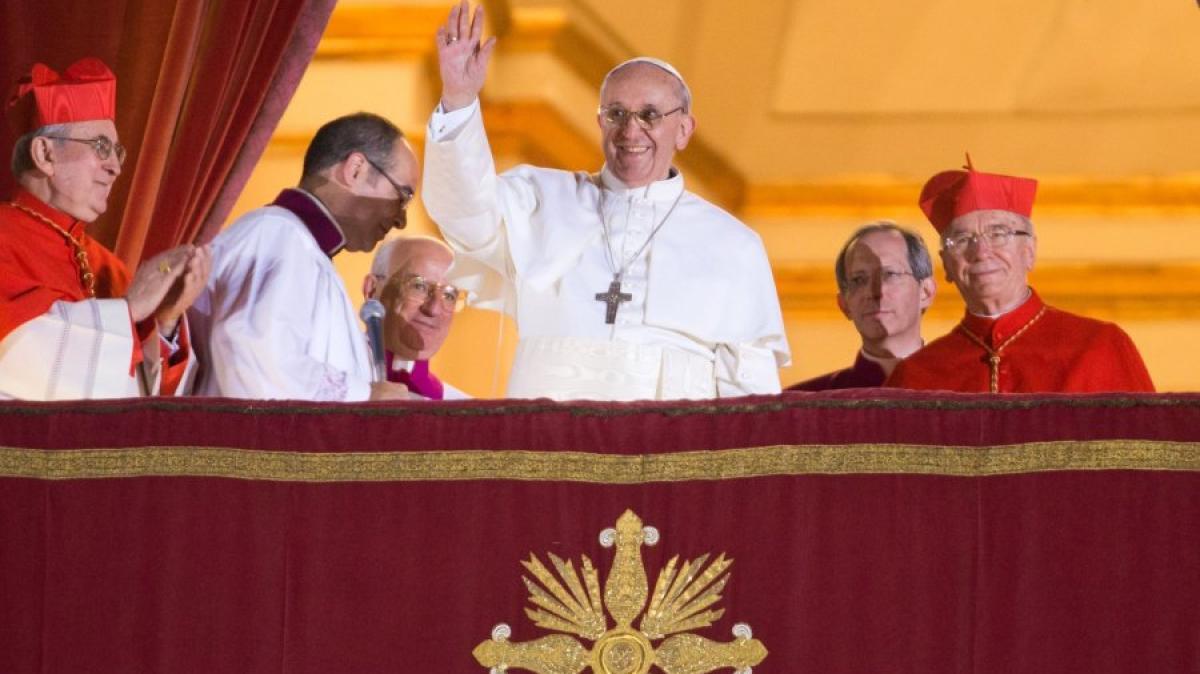 Franziskus Hohe Erwartungen An Den Neuen Papst Promis Kurioses