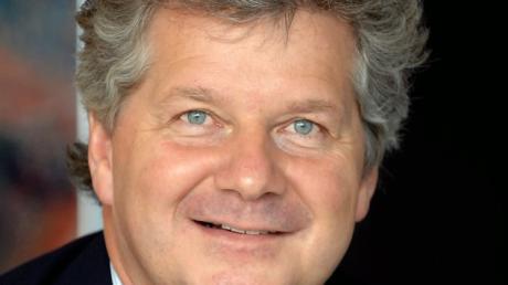 Andreas Scherer ist erster Vorsitzender des Verbandes Bayerischer Zeitungsverleger.