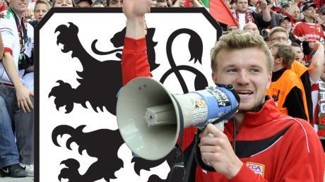 Stürmer Stephan Hain wechselt vom FC Augsburg zum TSV 1860 München.