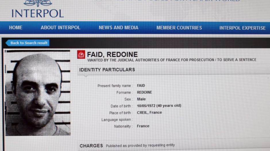 Redoine Faïd Polizei Fasst Meistgesuchten Verbrecher Frankreichs