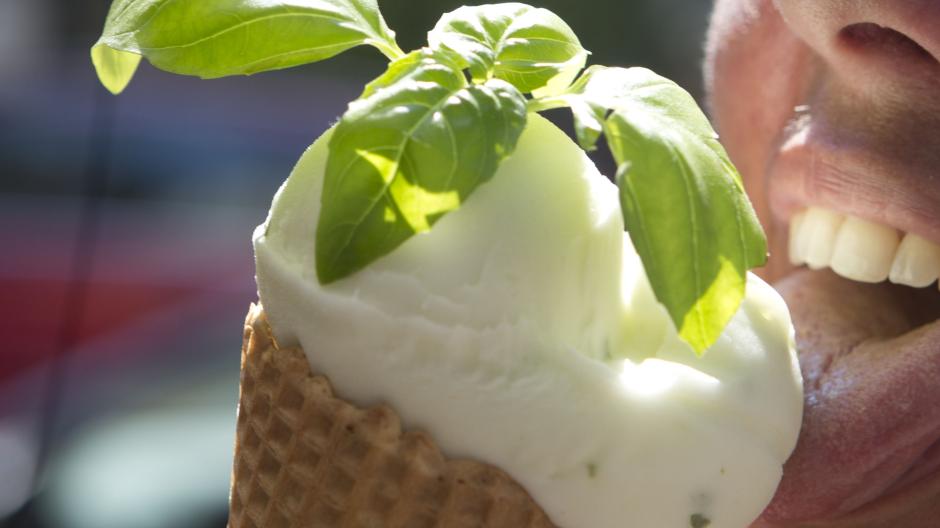 Trend Zitrone Mit Basilikum Ist Eis Des Jahres Promis Kurioses