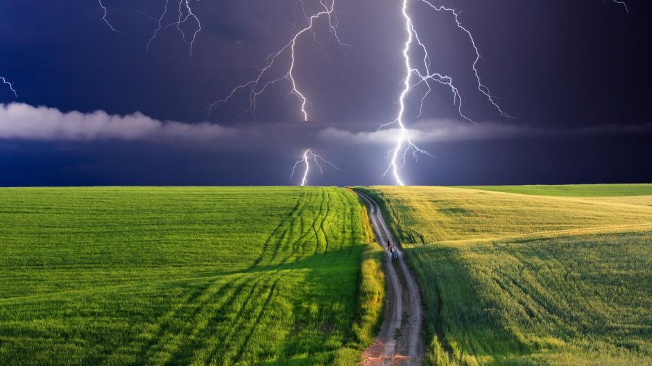 Unwetter Braucht Man Einen Blitzableiter Bauen Wohnen