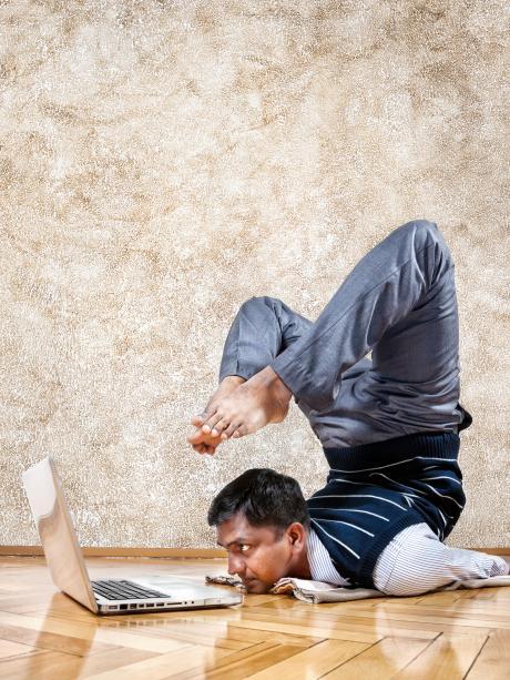 Arbeit Verspannung Fitness Tipps Fürs Büro Gesundheit