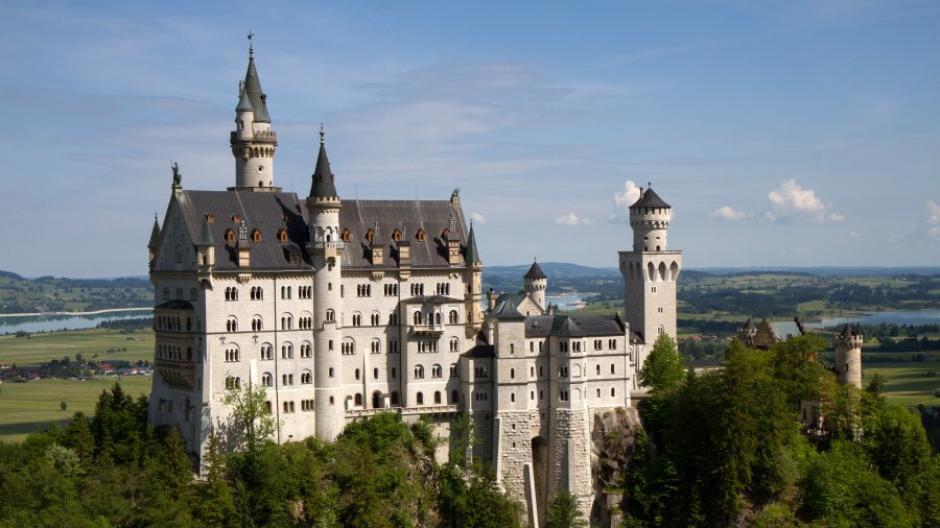 The Monuments Men Der Schatz Im Schloss Neuschwanstein
