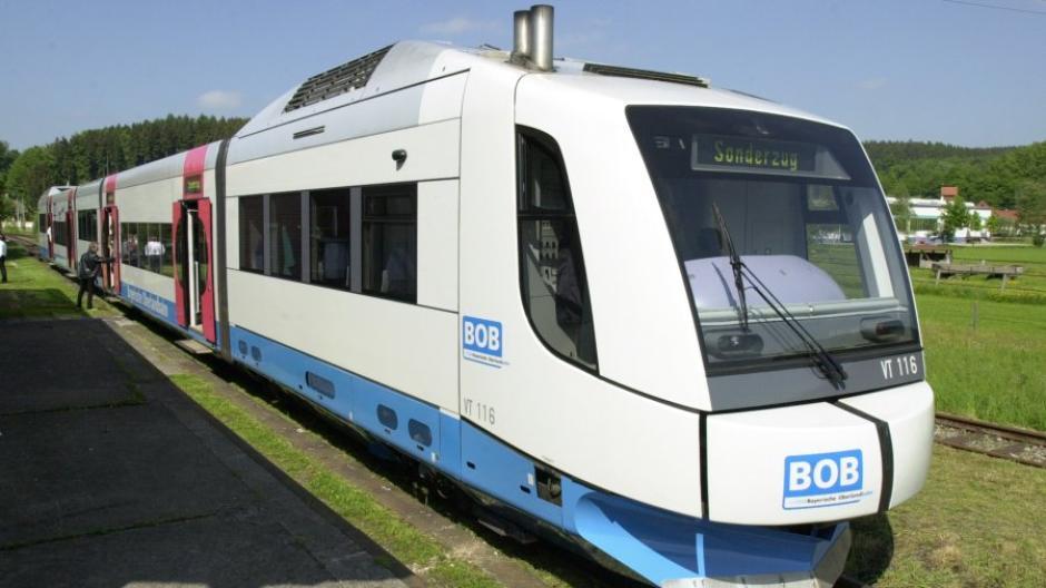 Bayern: FWG-Kreisrat fordert Wasserstoff-BOB – Neue Diesel-Züge sind schon bestellt