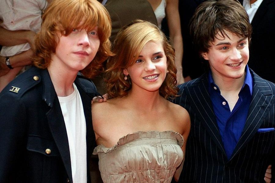 Harry Potter J K Rowling Findet Ihr Ende Doof Harry Hatte Hermine Heiraten Sollen Augsburger Allgemeine