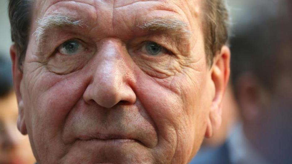 70 Geburtstag Gerhard Schroder Der Alte Wolf Hat Noch Ein Letztes