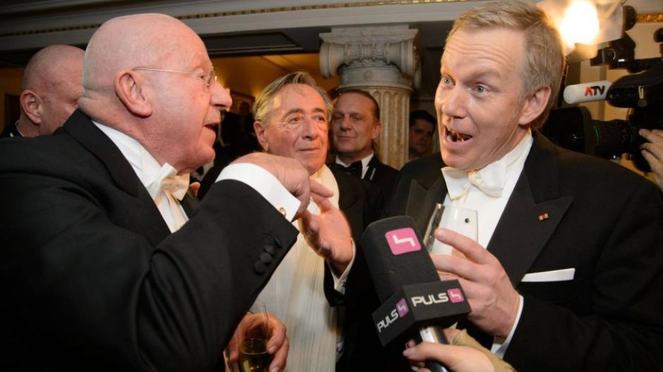 Wiener Opernball 2014 Johannes B Kerner Nach Opernball Eklat Ich